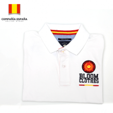 bloom-clothes-polo-piquet-blanco-manga-corta-compania-espana